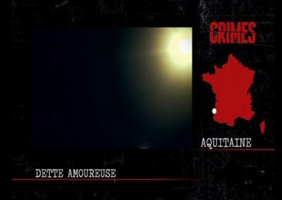 Avocat Pénal Aquitaine – Emission «Crimes» – Drames en Aquitaine